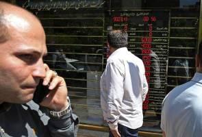 Kerajaan Iran terpaksa campur tangan  untuk selamatkan mata wang