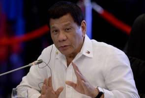 Duterte cabar buktikan kewujudan tuhan setelah trauma 'dicabul' paderi