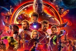 Beberapa hari saja lagi! Apa anda perlu tahu tentang 'Avengers: Infinity War'