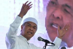 Calon PKR bukan setiausaha politik saya - Ahmad Zahid