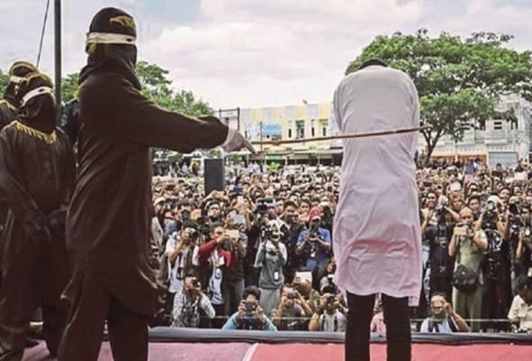 Aceh perkenal hukuman 100 kali sebatan bagi pemburu haram hidupan liar