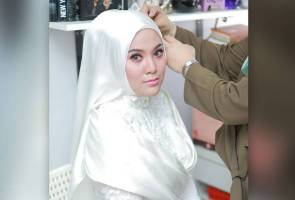 Shila Amzah, Haris selamat diijab kabul