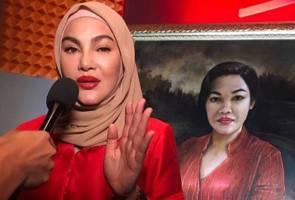 Umie Aida rayu boikot 'Dukun' cetak rompak