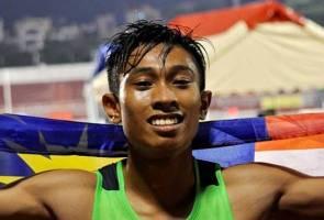 'Speedy Jantan' tidak pertahankan emas 100m di Sukan SEA Filipina