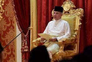 Sultan Nazrin titah SPR laksana tugas dengan profesional, telus lagi berintegriti