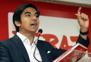 'Jika kami gagal, buanglah kami dan pilih semula BN' - Syed Saddiq