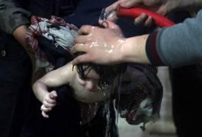 Isu senjata kimia di Syria - Perancis bakal runding bersama AS, Britain