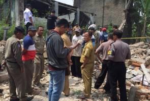 Bangunan runtuh ragut nyawa tujuh sedang berlatih gamelan