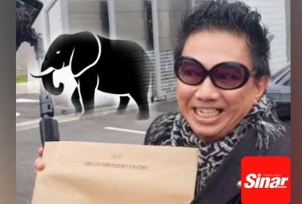 Azwan pertaruhkan logo gajah, yakin cipta kejutan