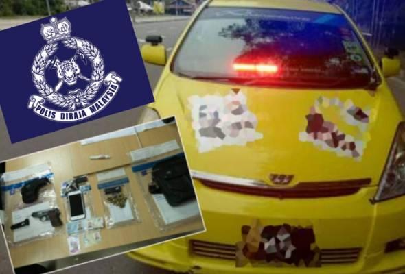 Miliki sepucuk pistol dan 32 peluru, juruhebah radio popular ditahan polis | Astro Awani
