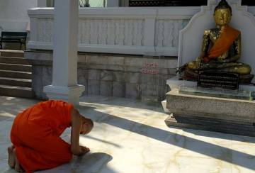 An elusive happiness: Reflections of a Thai monk
