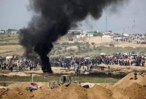 Angka kematian terus meningkat di sempadan Gaza-Israel
