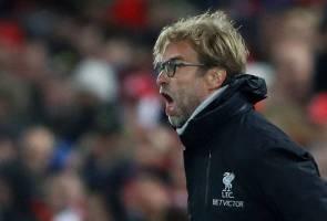 Tiada sebarang cela dalam jentera tengah Liverpool, kata Klopp