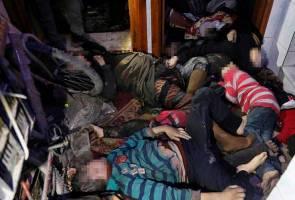 Syria keluar visa untuk OPCW jalankan siasatan di Douma
