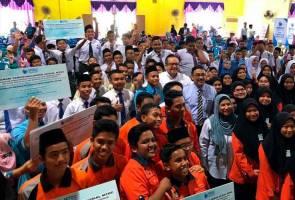 MTDC pupuk kemahiran keusahawanan dalam kalangan pelajar luar bandar