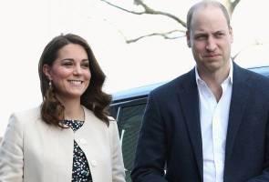 Kate, William gembira sambut kelahiran anak ketiga