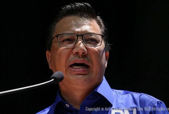 Tiong Lai menegaskan DAP sanggup gadai maruah dan prinsip dan bersama Tun Mahathir. - Astro AWANI/Shahir Omar | Astro Awani