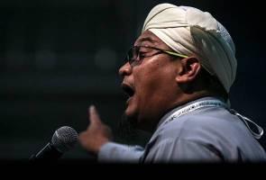 Nasrudin Tantawi diumum calon kerusi Parlimen Indera Mahkota
