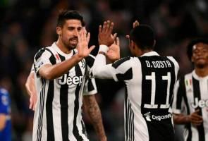 Costa bantu Juventus raih kelebihan enam mata