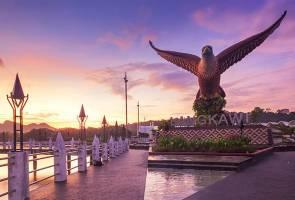 Lima juta pelancong dijangka kunjungi Langkawi pada 2020
