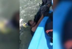 Polis buka kertas siasatan kes wanita terjun jambatan
