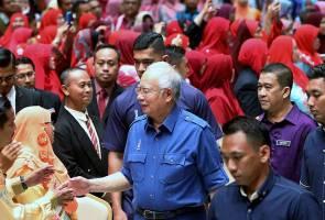 PM Najib mula langkah 'agresif' di Pekan