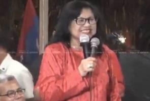 'Anai-anai sudah rosakkan tiang rumah' - Rafidah