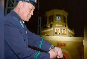 Pyongyang selaras zon waktu dengan Seoul