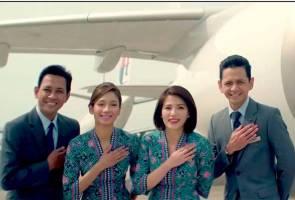 Malaysia Airlines keluarkan video kempen Hospitaliti Malaysia