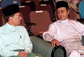 'Kami berkawan paling akrab, berperang paling parah' - Anwar Ibrahim