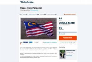 Please Help Malaysia! Kutipan dana bantu bayar hutang negara