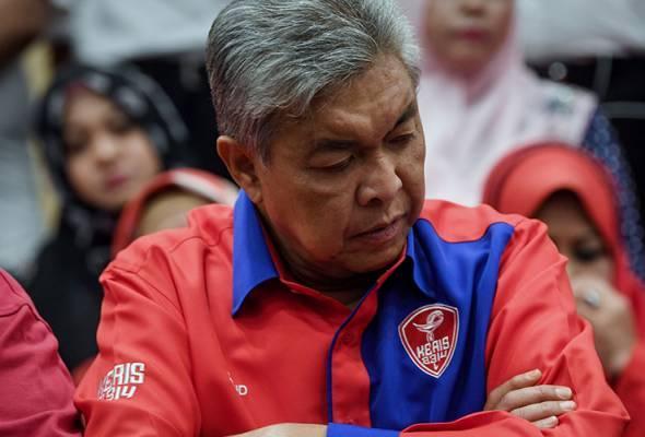 Jawatan Presiden UMNO akan dipertandingkan - Ahmad Zahid