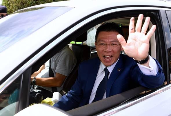 Peletakan jawatan Nga Kor Ming dibuat sebelum usul menggugurkannya dibentangkan di Dewan Rakyat sebaik sidang bermula selepas berhenti rehat. - Gambar fail   Astro Awani