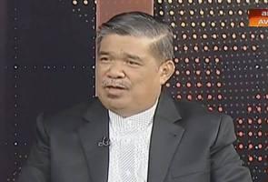 Menteri Pertahanan tidak taja Dr Suwaibah