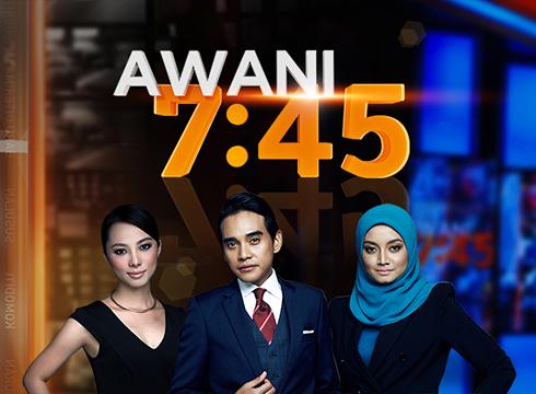 Awani 7.45