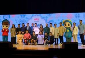 Saluran Ramadan khas bertemakan 'Meriah Bersama' untuk penonton setia Astro
