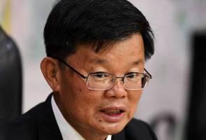 Tiada kerja pembinaan dilakukan ketika kejadian tanah runtuh - Chow