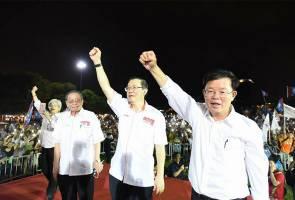 'Saya rasa berat hati tetapi lebih sayangkan negara ini' - Lim Guan Eng