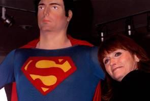 Pelakon watak Lois Lane kekasih Superman sah mati bunuh diri