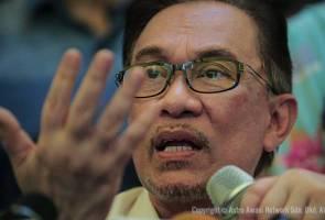 'Dari Penjara ke Istana ...' - Anwar Ibrahim