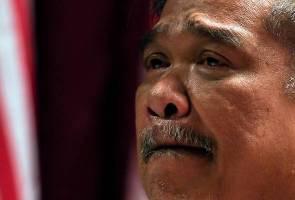 'Anak saya sama seperti anak orang lain', Mat Sabu serah pada pihak berkuasa