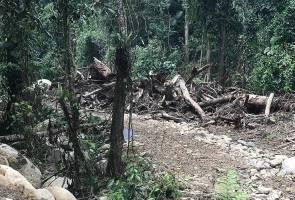 Kubur dirodok: 'Roh hidro mini' selubungi Orang Asli Ulu Geruntum