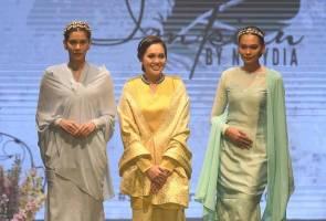 Nelydia Senrose bangkit martabatkan songket Melayu