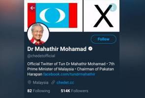 7.3 juta tweet tentang PRU14 dicatat, #MalaysiaMemilih terus trending