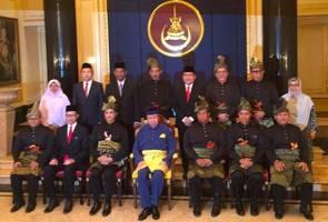 10 anggota Exco Kerajaan Negeri Selangor angkat sumpah