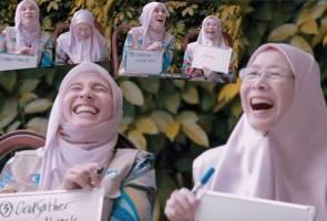 'Sweet dan cute hubungan ibu dan anak ini' - Wan Azizah dedah rahsia Nurul Izzah