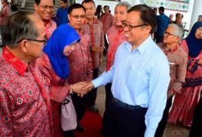 PBB kekalkan status quo, perkasakan perikatan Sarawak