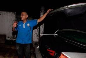 Tukang kunci dipanggil untuk buka peti besi di rumah Najib