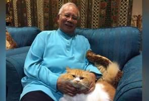 Kiky tidak terkesan dengan apa yang berlaku kepada Najib