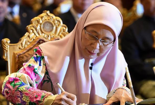 Anggota Kabinet baharu Persekutuan angkat sumpah jawatan